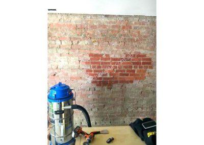 Odstranění graffiti z dlažby 006